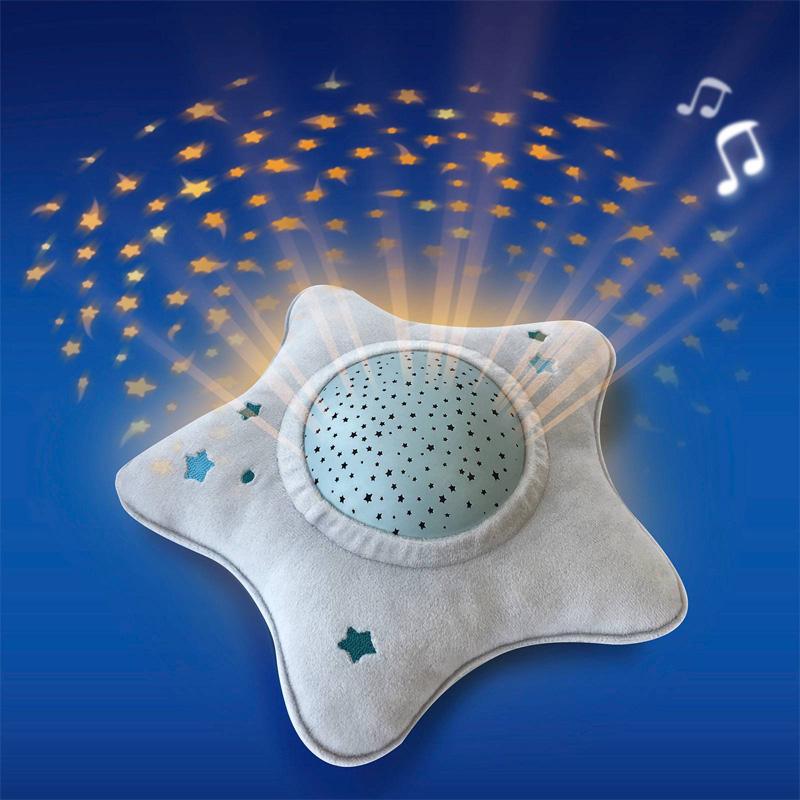 sterrenprojector met muziek