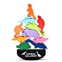 Balansspel dinosaurussen